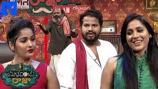 Anubhavinchu Raja Latest Promo - 19th May 2018 - Hyper Aadi,Ram Prasad, Madhavi Latha -Mallemalatv - MALLEMALATV