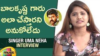 Paisa Vasool Singer Uma Neha Exclusive Interview | Celebrities Exclusive Interviews | Mango Music - MANGOMUSIC
