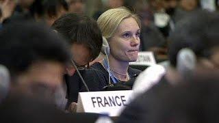 افتتاح مؤتمر التغير المناخي في جنيف