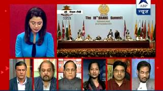 ABP News debate on painful Mumbai attacks l How 26/11 culprits will be punished? - ABPNEWSTV