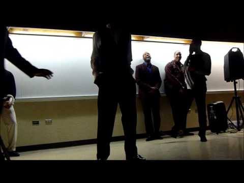 Kappa Alpha Psi - Eta Rho Chapter @ CMU Spring 2014  -Probate Opening Part 2