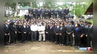 Dr.Abdul Kalam's last Photograph at Shillong