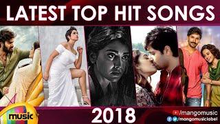 Top Telugu Latest Hit Songs 2018   Telugu Back 2 Back Video Songs   Pillaa Raa   Mango Music - MANGOMUSIC