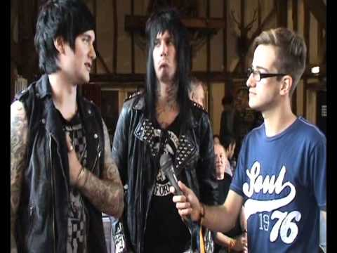 Glamour Of The Kill Interview - Sonisphere Festival 2011