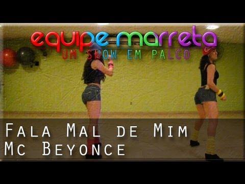 Fala Mal de Mim - Mc Beyonce | Coreografia Professor Jefin
