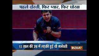 Table Tennis star Soumyajit Ghosh accused of rape - INDIATV