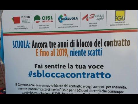 Sindacati da Renzi con 300 mila firme