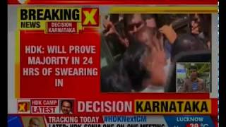 Will prove majority in 24 hours of swearing in, says HDK - NEWSXLIVE