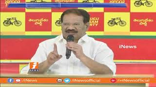 People Will Teach YS and Jagan Modi A Fitting Lesson | Nakka Anand Babu | iNews - INEWS