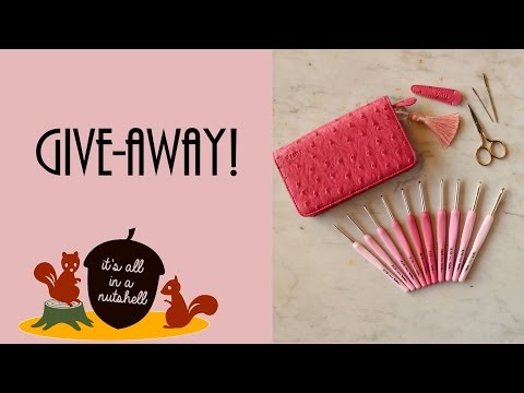 CLOSED ***give-away*** - Tulip Etimo Rose Crochet Hook set