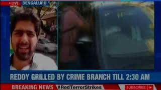 Ponzi scheme scam: Janardahan Reddy grilled by Crime Branch | Mining Baron in Dock - NEWSXLIVE