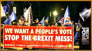 🇬🇧  Who paid for Brexit?   People and Power - ALJAZEERAENGLISH