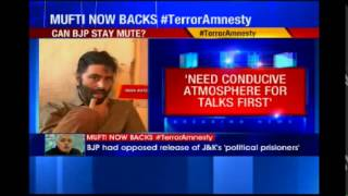 Releasing separatists needed for J&K Peace - NEWSXLIVE