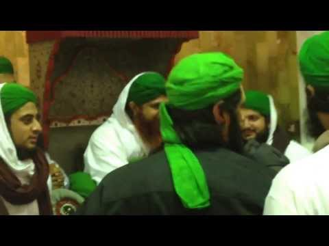 Naat recited at Birmingham Ghamkhol shareef after ijtima during mulaqaat with Nighran e shura