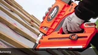 Сборка деревянных конструкций -  Paslode IM350