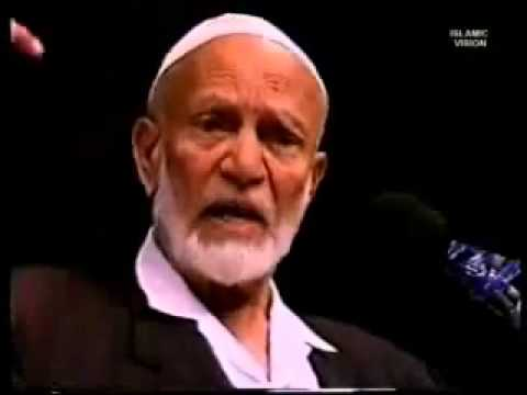 Shaikh Ahmed Deedat (ra) seeking Einstein help to solve the TRINITY !.