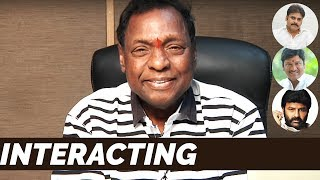 Actor Gundu Hanumanth Rao Superb Answers To His Fans | Interacting With Fans | TFPC - TFPC