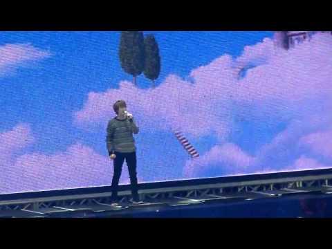 111119 SS4 Seoul - Super Junior Walkin