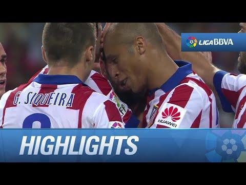 Highlights Real Madrid (1-2) Atlético de Madrid - HD