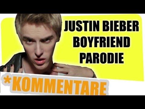 Justin Bieber - Boyfriend PARODIE kommentiert