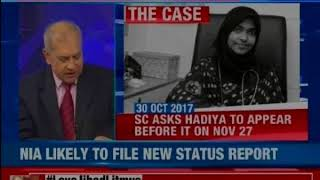 Supreme Court to hear Hadiya Love Jihad Case; married Shafin Jahan with her will says Hadiya - NEWSXLIVE
