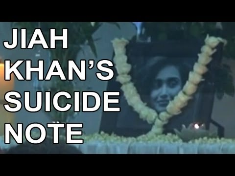 New twist in Jiah Khan's suicide case