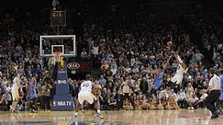 Insane Finish: Iguodala's Buzzer Beater Beats Westbrook's Go-Ahead 3