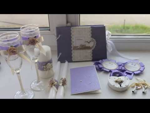 Как сделать аксессуары для свадьбы своими руками