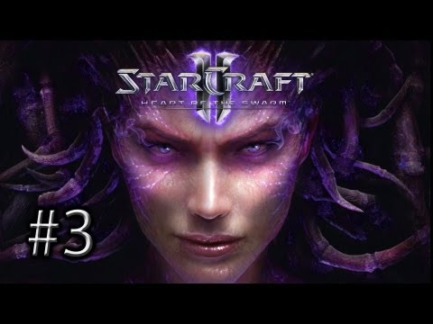 StarCraft 2 Heart of the Swarm: Mission 3