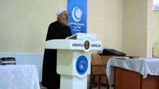 İlahiyatçı Süleyman Akyüz Hocaefendiden çok önemli açıklamalar