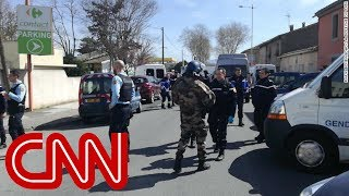 One dead in France supermarket hostage-taking - CNN