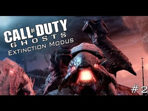 Let's Alien (Extinction Modus) - #002 - Call of Duty: Ghosts!
