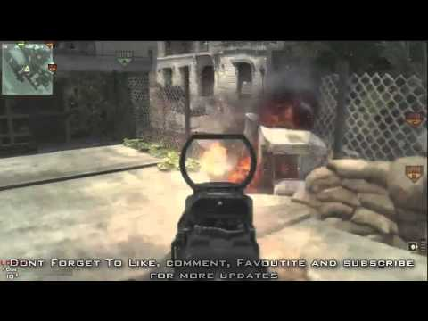 Modern Warfare 3 Multiplayer Gameplay (Full 5min) Comfirmed Guns,Perks,maps,Killstreaks
