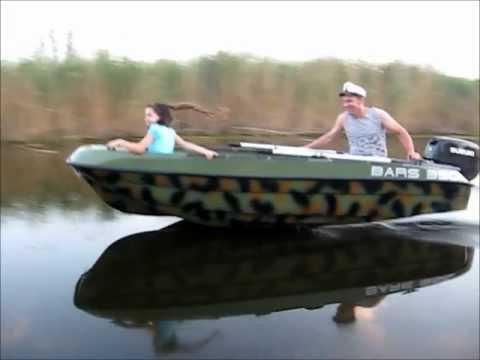 пластиковая лодка rkm-250