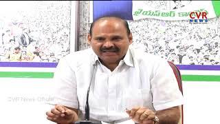 YCP Leader Pardhasaradhi Sensational Comments CM Chandrababu Naidu | CVR News - CVRNEWSOFFICIAL