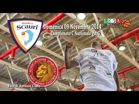 Basket DnC 4 Scauri - Smith Roma 2014-15