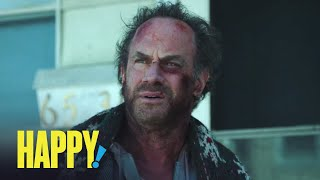 HAPPY! | Talk To Myself | SYFY - SYFY
