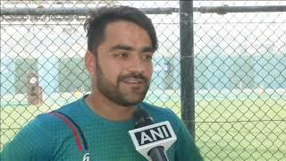 16 Sep, 2018 - Cricket- Afghanistan, India train for Asia Cup in Dubai - ANIINDIAFILE