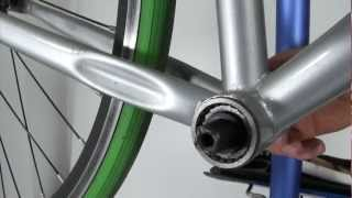 SunRace Bottom Bracket Square Taper BBS 15 73x110 Bike
