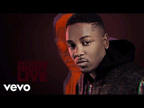 Kendrick Lamar - Poetic Justice (Live on SNL) ft. Drake