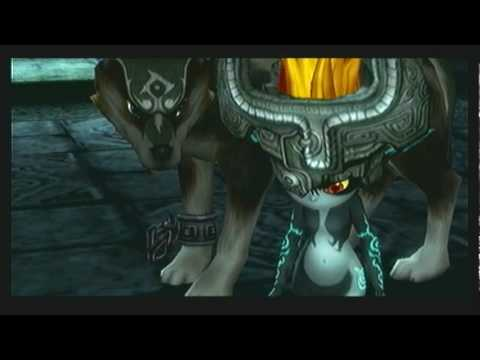 "Legend of Zelda Twilight Princess Walkthrough 11 (2/11) ""The Master Sword: Zelda's Gift"""