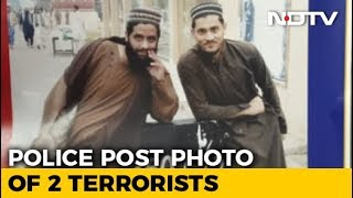 Delhi Police Releases Photos Of 2 Terrorists Suspected To Be In The City - NDTV