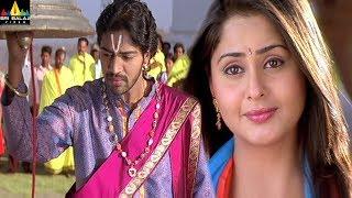 Bommana Brothers Chandana Sisters Movie Scenes   Allari Naersh Cheating Farzana   Sri Balaji Video - SRIBALAJIMOVIES