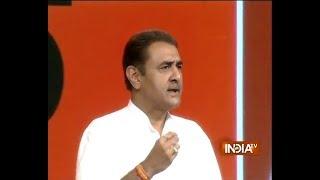 Chunav Manch: People of Gujarat does not want BJP, says Praful Patel - INDIATV