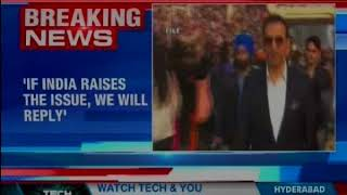 Pak High Commissioner sources speak to NewsX, says visit blocked due to security threats - NEWSXLIVE