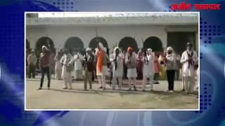 video : गुरद्वारा साहिब में हर्ष फायरिंग, दर्जनों लोगों ने एक साथ किये कई फायर
