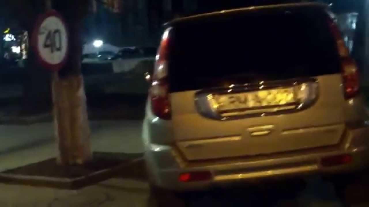 Funcționar cu mașina de stat parcată greșit