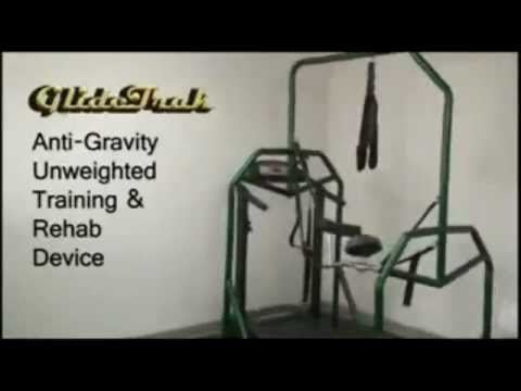 Intro to GlideTrak Body Unweighted Treadmill Training