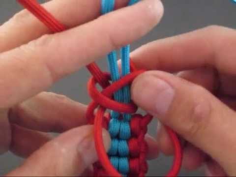 How to Make The Striker (Paracord) Key Fob by TIAT