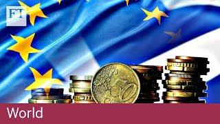 Eurozone reaches agreement on Greek debt deal - FINANCIALTIMESVIDEOS